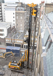 Piling Equipment & Crawler Crane Hire