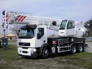 Marchetti MTK30 truck crane