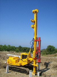 CZM EM400H Piling Equipment