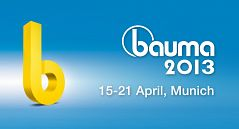 Bauma 2013