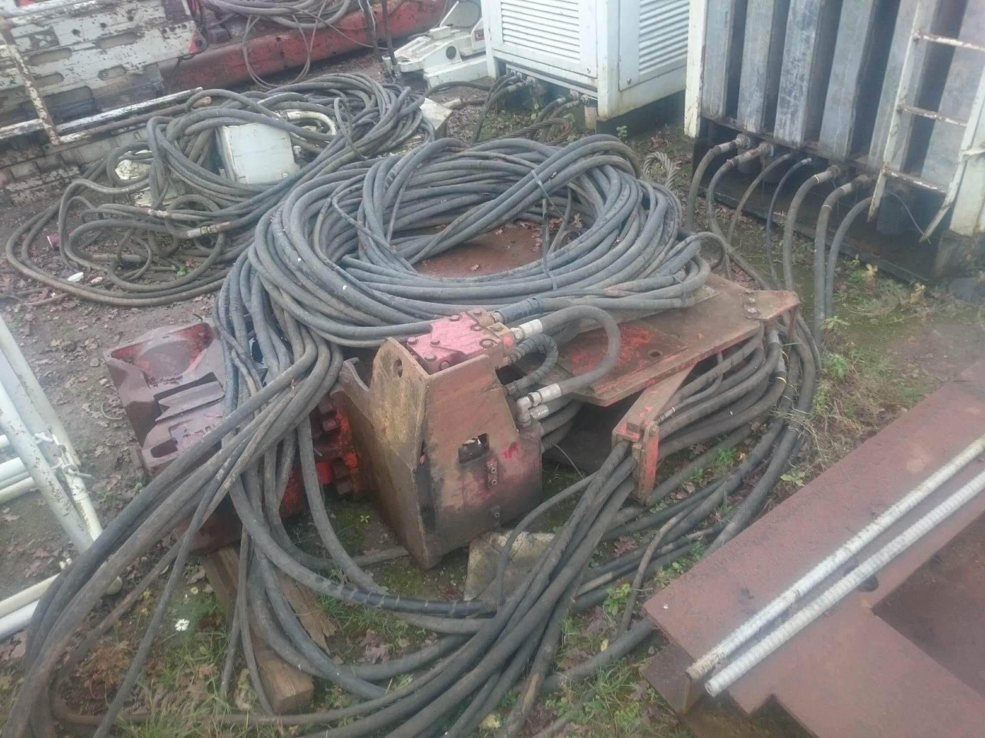 Used PTC vibrators