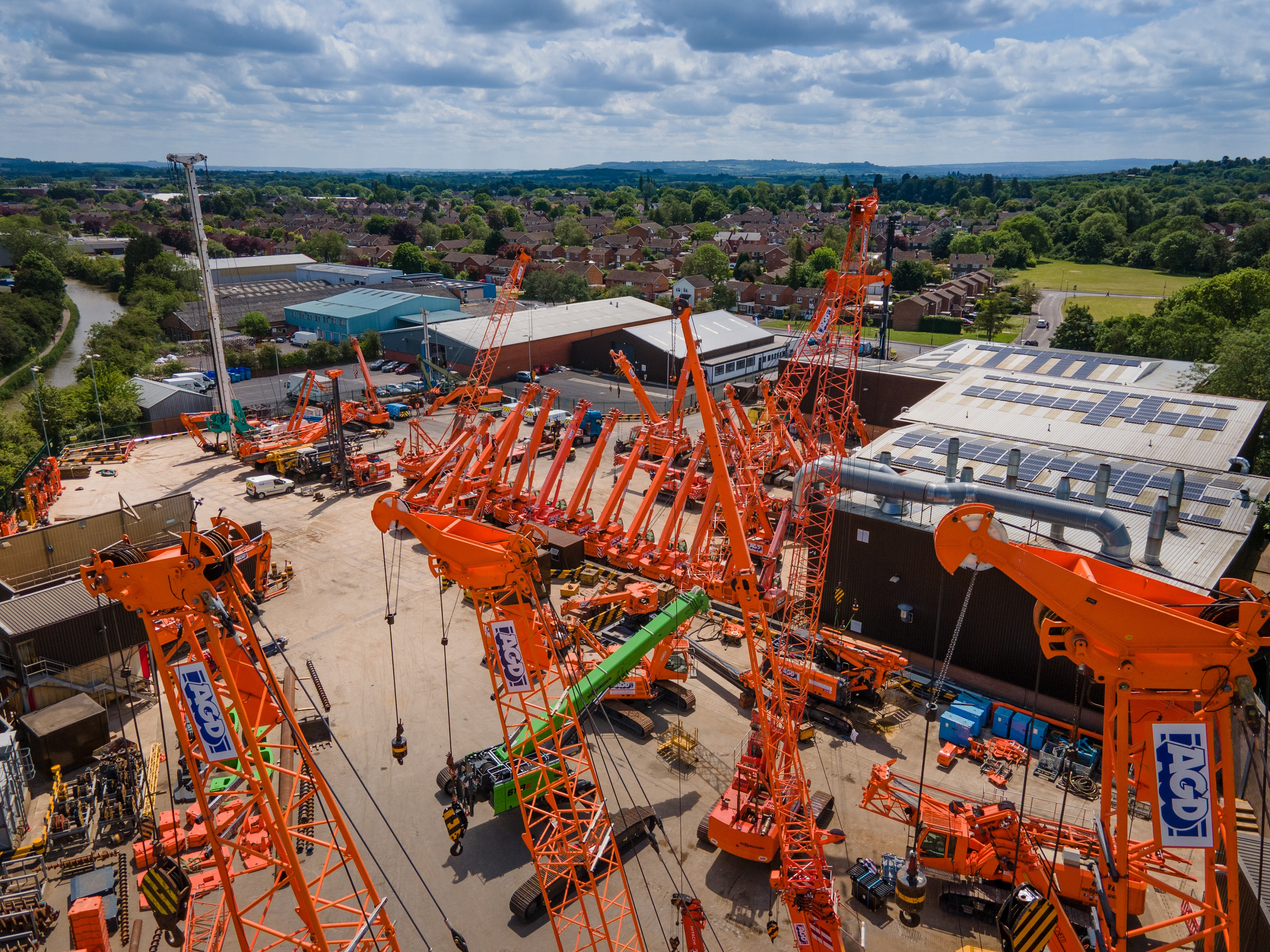 Piling rig hire