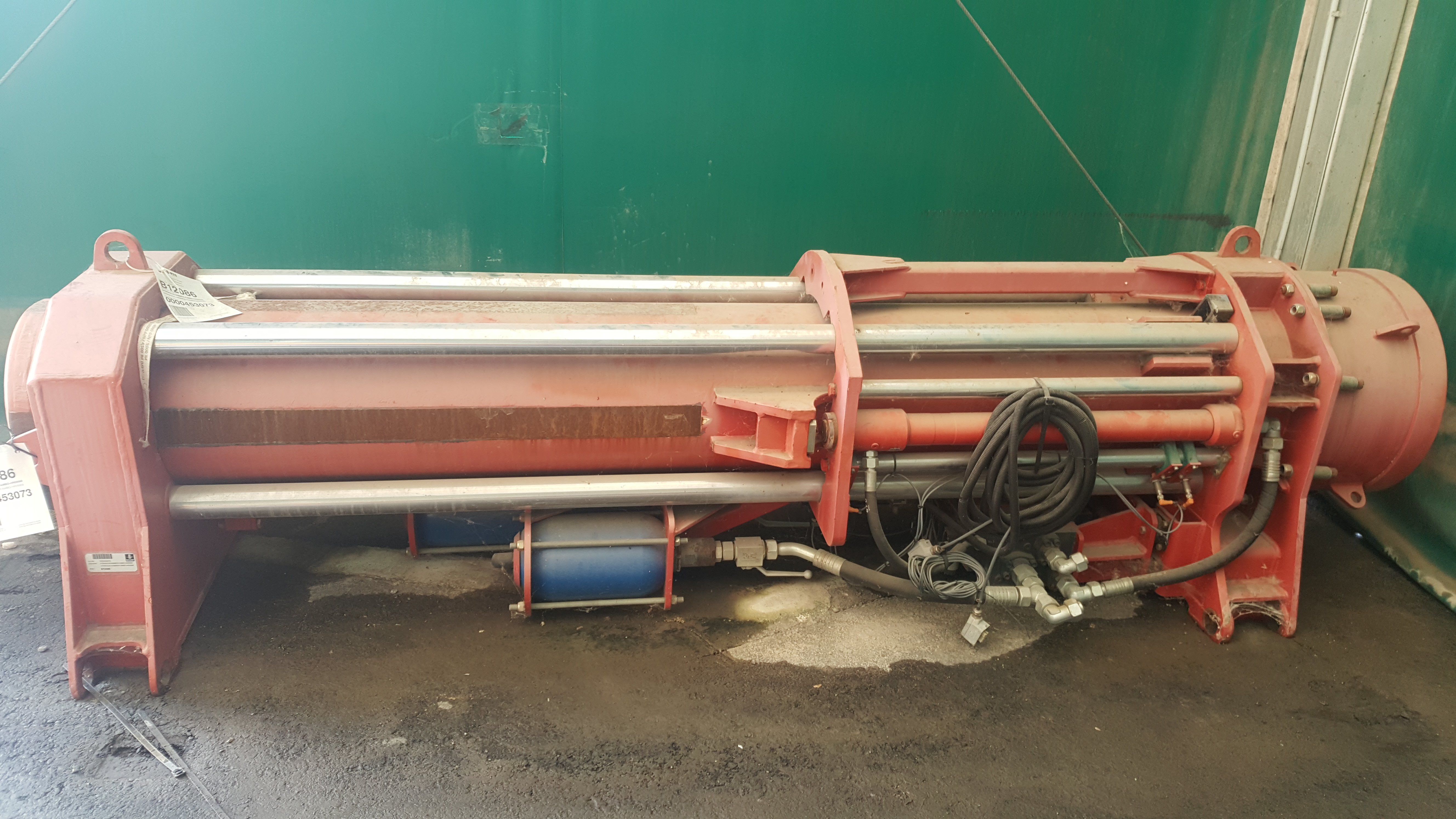 New Fambo HR5000 hydraulic impact hammer for sale