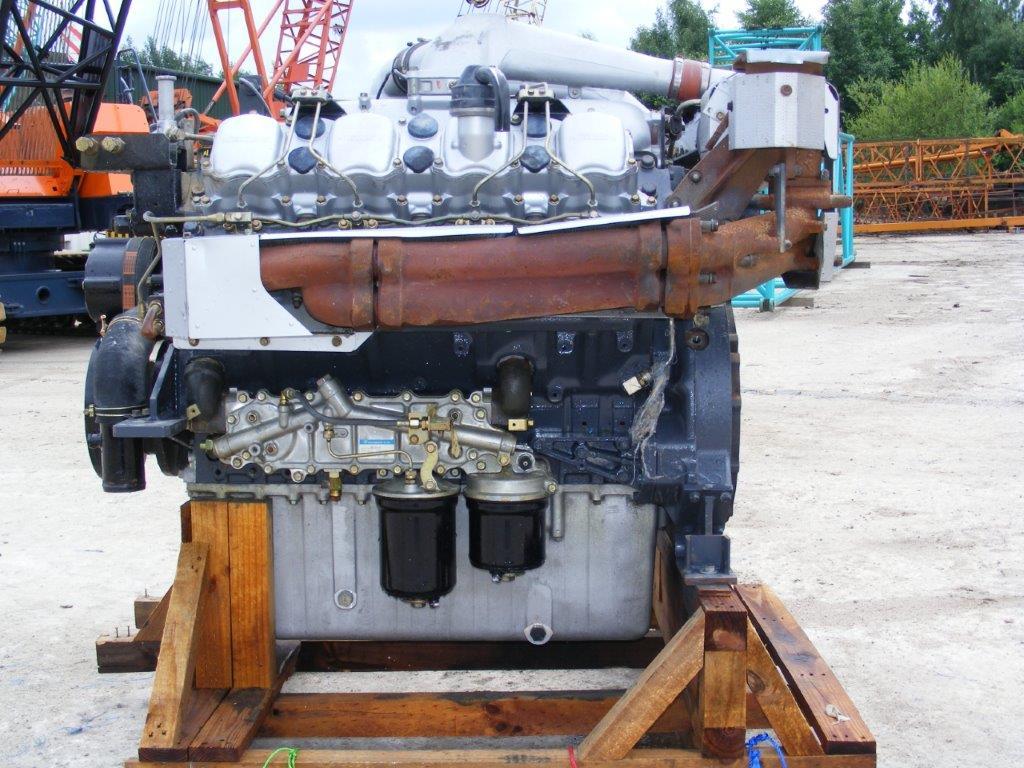 Mitsubishi 8DC9-T V8 diesel engines for sale