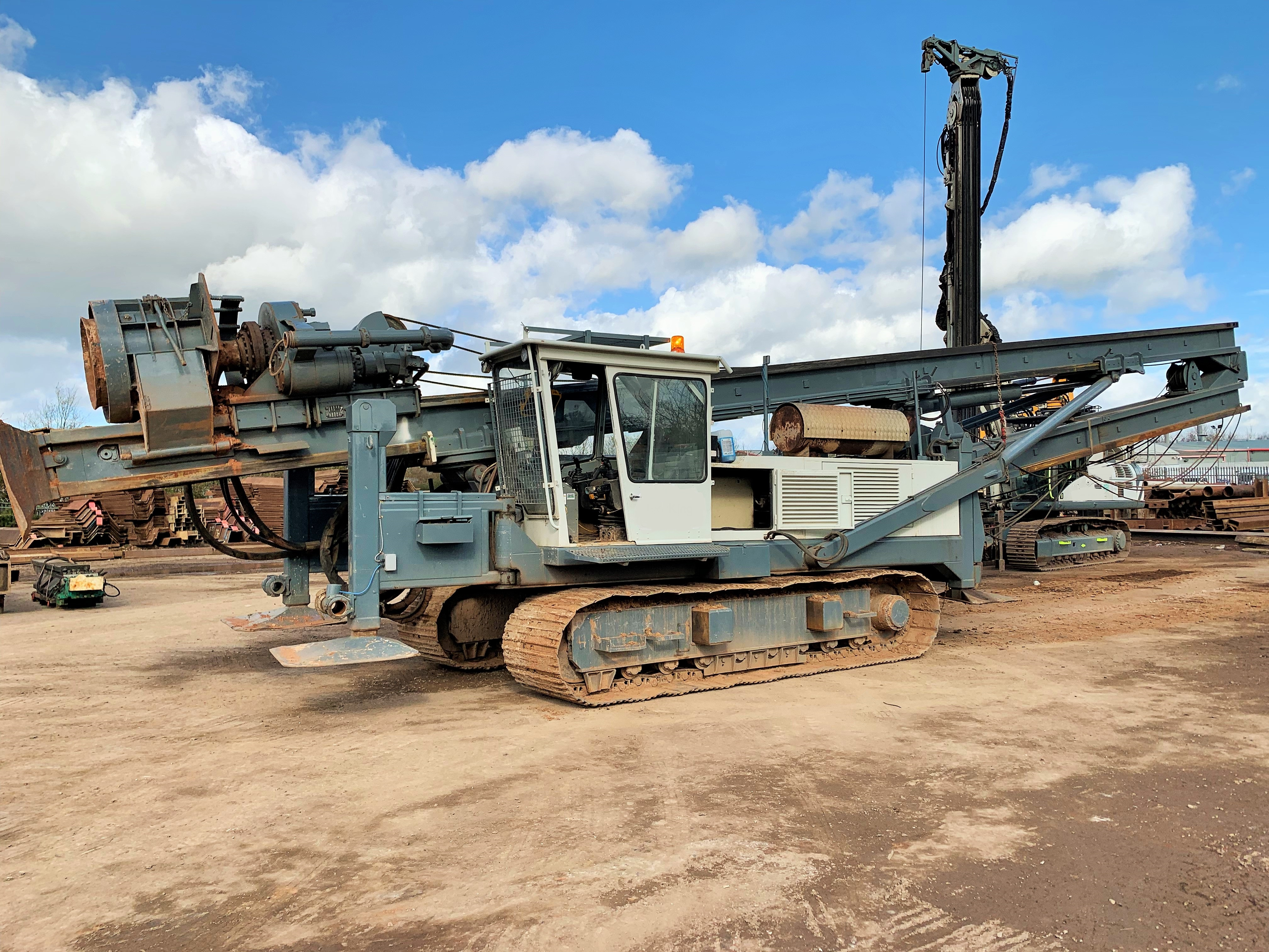 Used CFA Piling Rigs