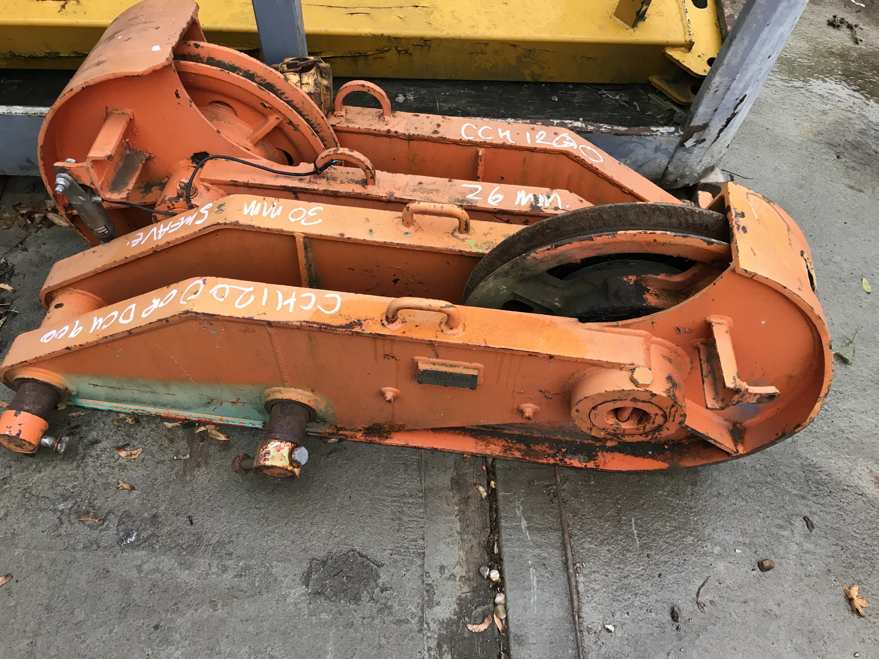 Used IHI 1 m jibs for sale