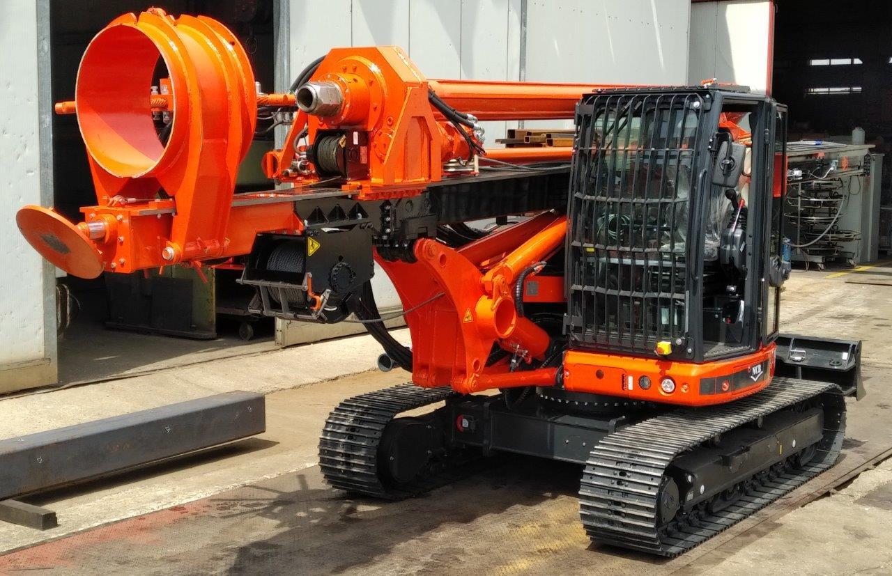 NCB FD45 midi CFA rig sold