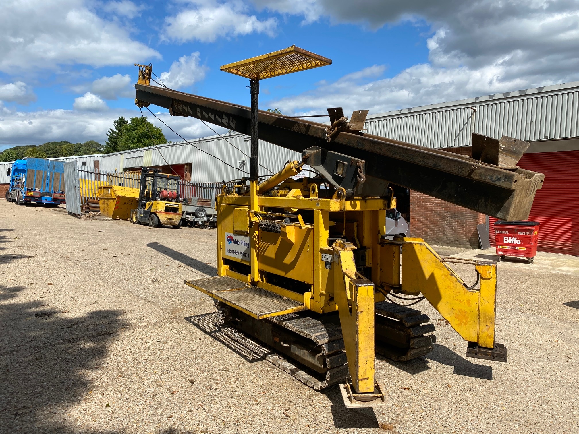 Used Mini Piling Rigs for sale